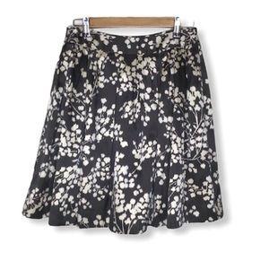 Anthropologie Moulinette Soeurs Silk Blend Skirt.